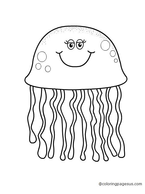 jelly coloring pages | Printing Options